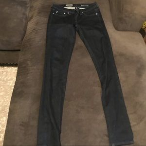 Ag Adriano Goldschmied Pants - AG skinny jeans